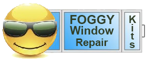 Foggy Window Repair Kits